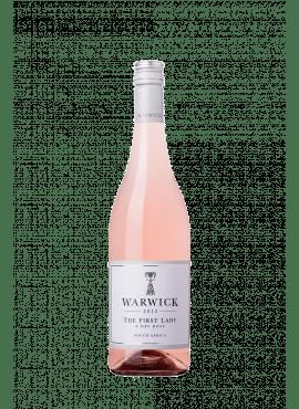 Warwick First Lady rosé